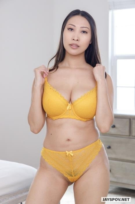 Busty Asian Step Mom Sharon Lee Gets Creampied - Sharon Lee | JaysPov | 15.04.2019 | FullHD | 1.02 GB