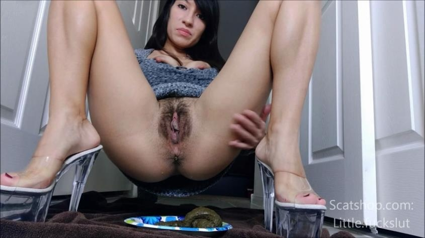 Empty Me: Lactation, Piss, & Shit - littlefuckslut | 2019 | FullHD | 1.44 GB