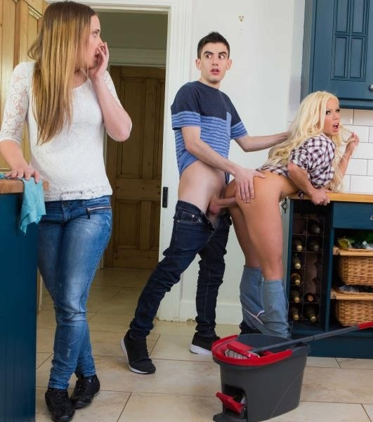 The Whore, Her Chores  - Barbie Sins | MilfsLikeItBig, Brazzers | 2019 | SD | 304 MB
