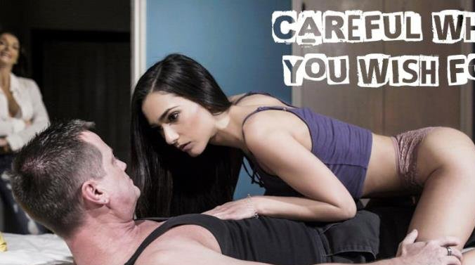 Careful What You Wish For - Jaye Summers,Silvia Saige | PureTaboo | 07.05.2019 | HD | 996 MB