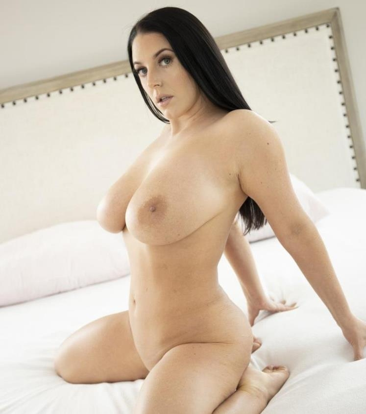 Stretching My Sister in Laws Asshole - Angela White | BangBros, BigTitsRoundAsses | 2019 | FullHD | 3.80 GB