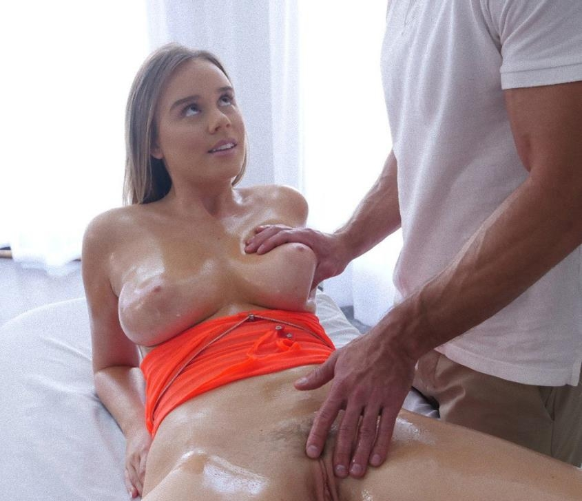 Cum Filled Massage! - Alexis Adams | Cum4k | 2019 | SD | 291 MB