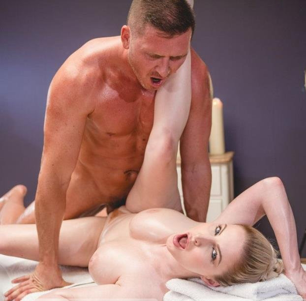 Big tits Scottish blonde on top - Georgie Lyall | Massagerooms | 25.05.2019 | FullHD | 948 MB