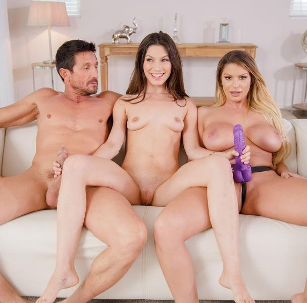 Learning To Fuck With My Step-parents - Brooklyn Chase, Gianna Gem | FilthyFamily | 31.05.2019 | FullHD | 2.79 GB