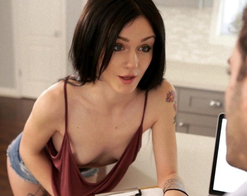 Give In To Me - Rosalyn Sphinx | NubileFilms | 2019 | SD | 187 MB