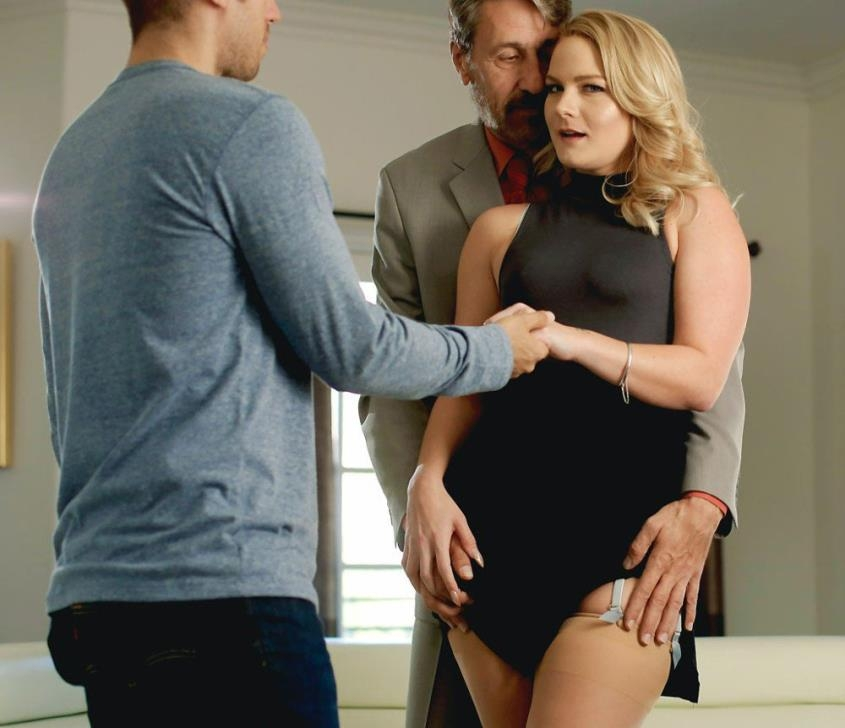 Lisey Tells Her Man All About It - Lisey Sweet | NewSensations | 2019 | UltraHD/4K | 3.30 GB