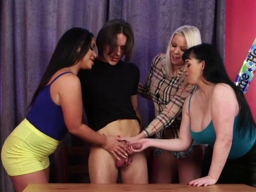 Out Of Jail - Devon Breeze, Hannah Shaw, Julia Parker | PureCFNM | 2019 | FullHD | 757 MB
