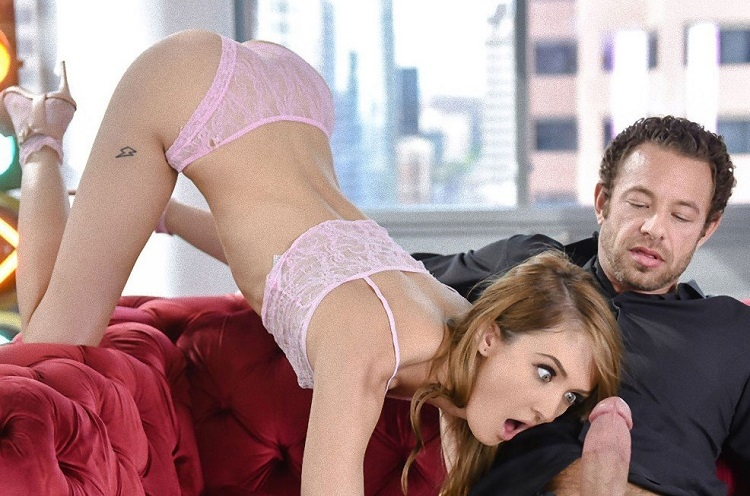 Penthouse Ginger Pounding - Zoe Sparx | TeamSkeet, GingerPatch | 2019 | SD | 339 MB