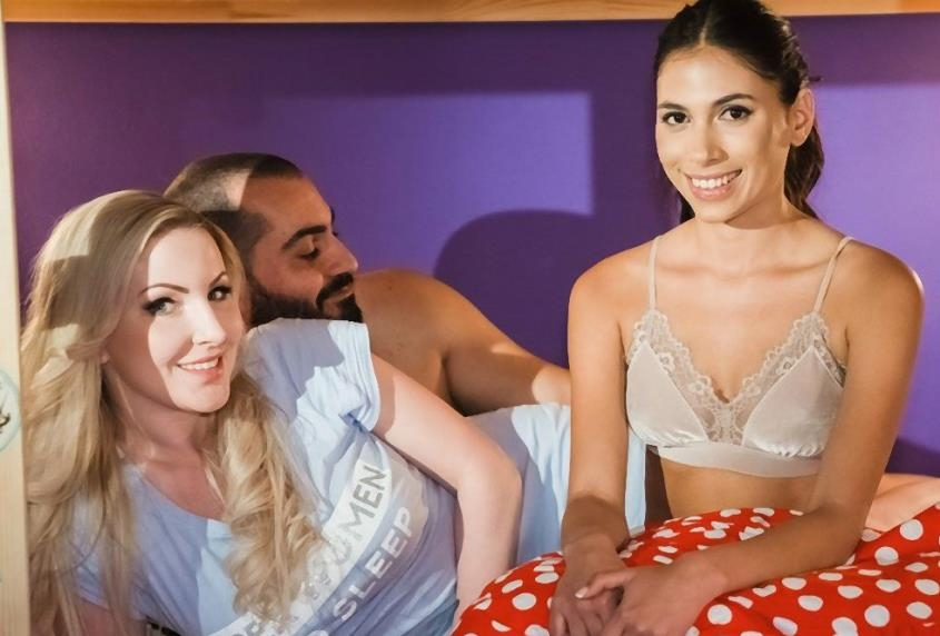 Latina Au Pair Joins Older Couple - Georgie Lyall, Baby Nichols | SexyHub, MomXXX | 2019 | FullHD | 827 MB