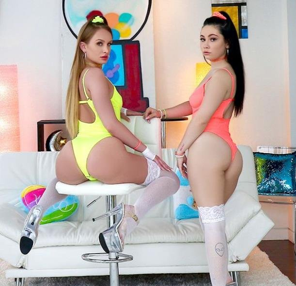 In and Out Service with Daisy and Lenna - Daisy Stone, Lenna Lux | AllAnal | 28.07.2019 | FullHD | 2.71 GB