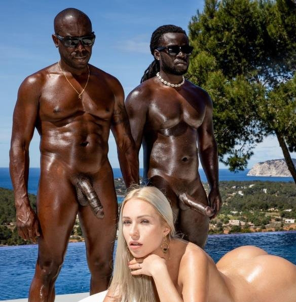 Hot Wife Vacation 3 - Angelika Grays | Blacked | 29.07.2019 | FullHD | 3.66 GB