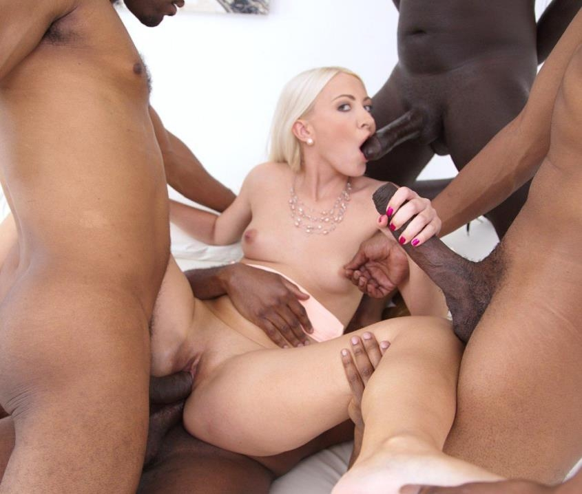 Blonde slut anal & DP with four big black dicks SZ2229 - Helena Moeller | LegalPorno | 2019 | SD | 1.12 GB