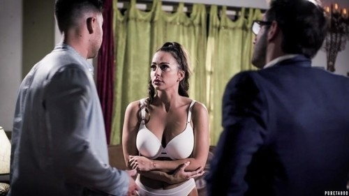 The Casting - Abigail Mac | PureTaboo | 2019 | HD | 998 MB