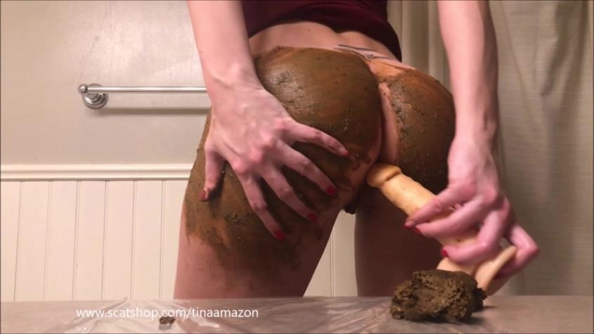 Dirty anal atm with full ass smearing - TinaAmazon | 2020 | FullHD | 1.78 GB